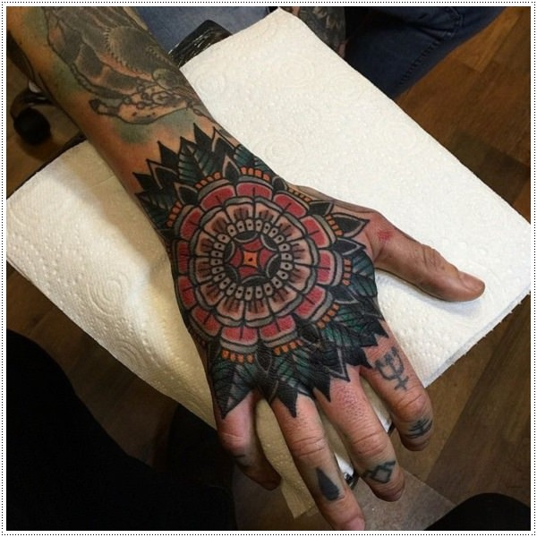 125 Breathtaking Hand Tattoos You Must See in 2018