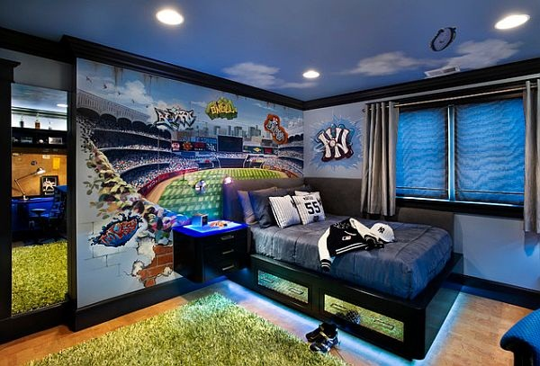 Boy Bedroom Ideas (12)