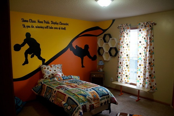 Boy Bedroom Ideas (20)