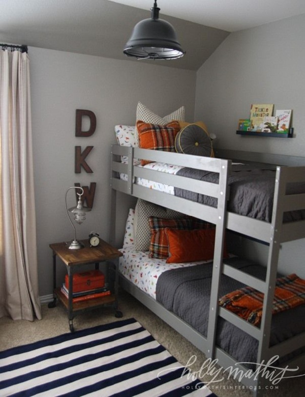 Boy Bedroom Ideas (21)