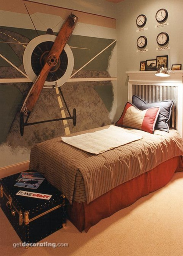 Boy Bedroom Ideas (24)