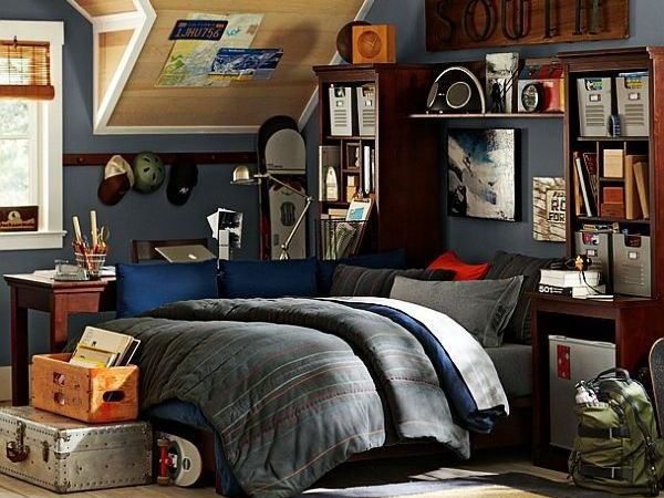 Boy Bedroom Ideas (28)