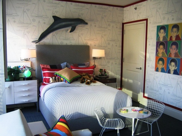 Boy Bedroom Ideas (30)