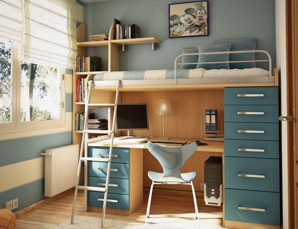 Boy Bedroom Ideas (34)