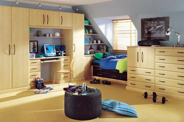 Boy Bedroom Ideas (37)