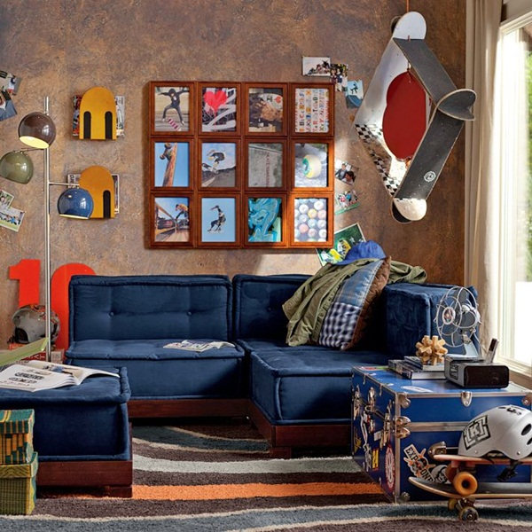 Boy Bedroom Ideas (38)