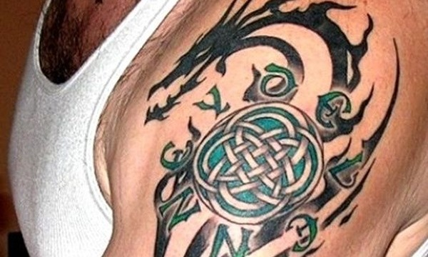 Celtic Tattoo Designs For Boys and Girls (21)