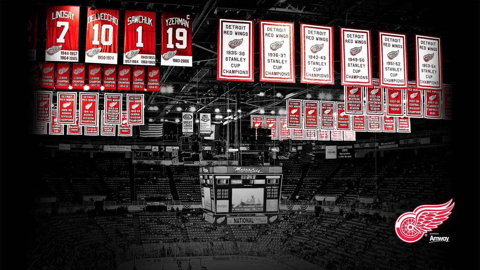 Bilan de l'année 2016 du Canadiens Detroit-red-wings-wallpaper-38