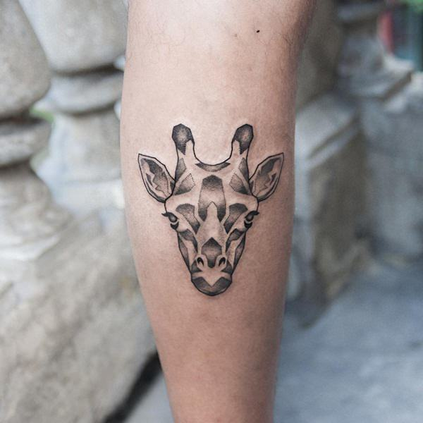 Geometric Tattoo 2