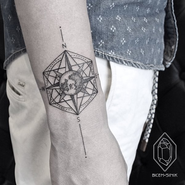 Geometric Tattoo 6