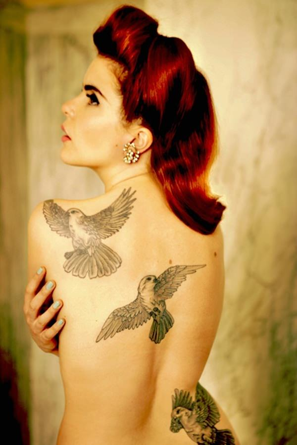 dove tattoos 11
