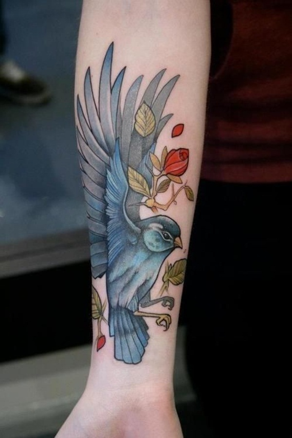 bird tattoo design (28)