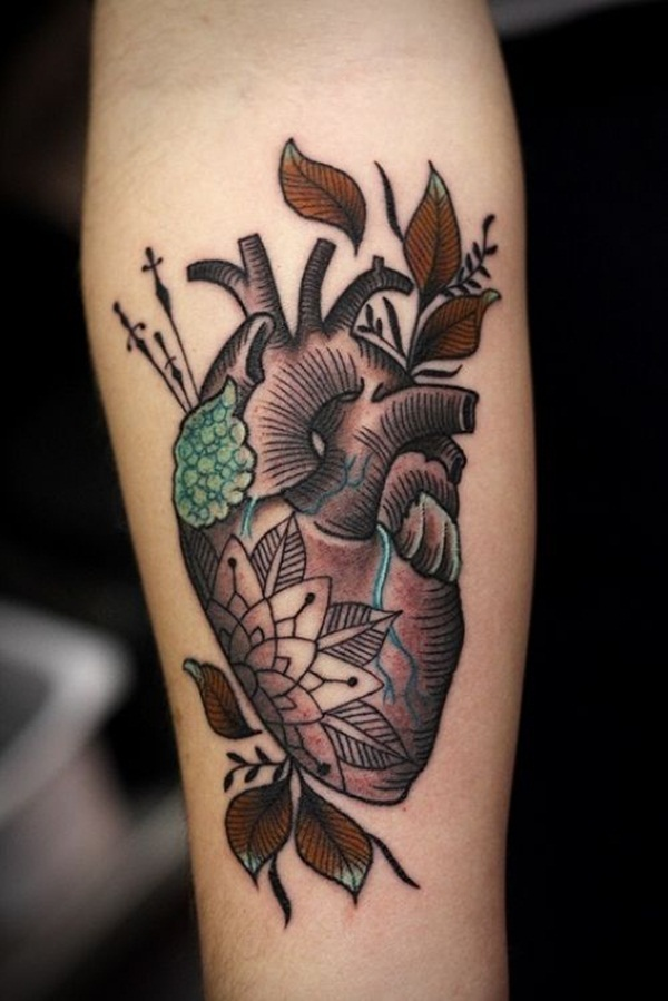 brown ink tattoo (13)