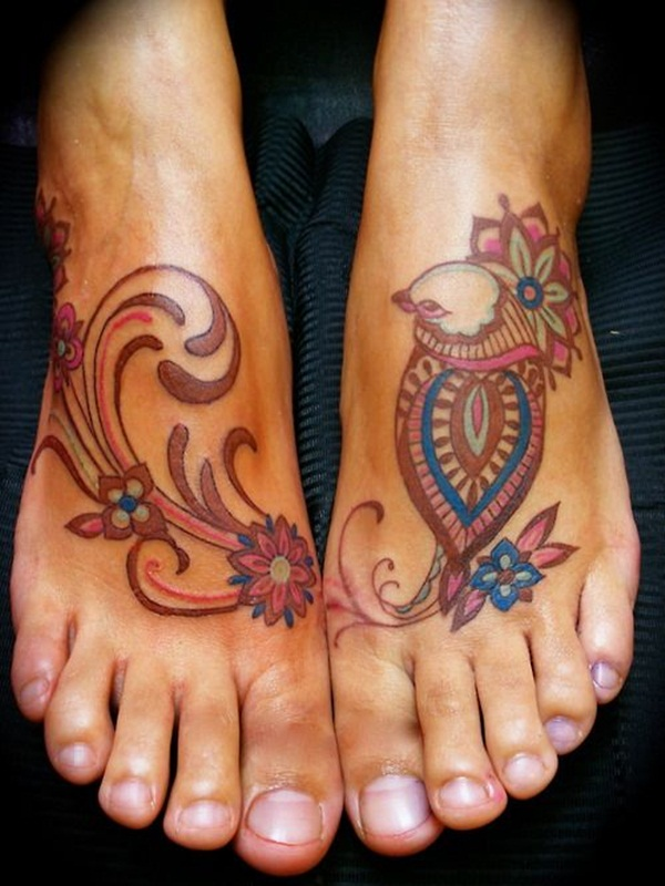brown ink tattoo (2)
