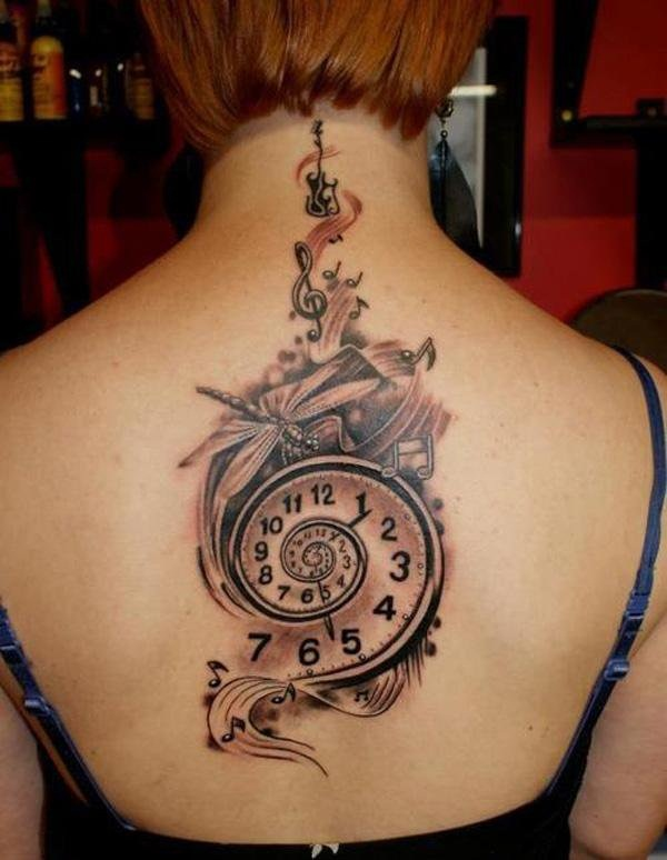 brown ink tattoo (38)