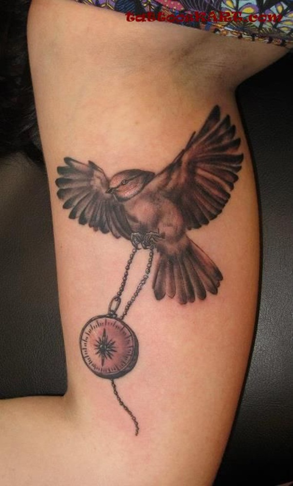 brown ink tattoo (40)