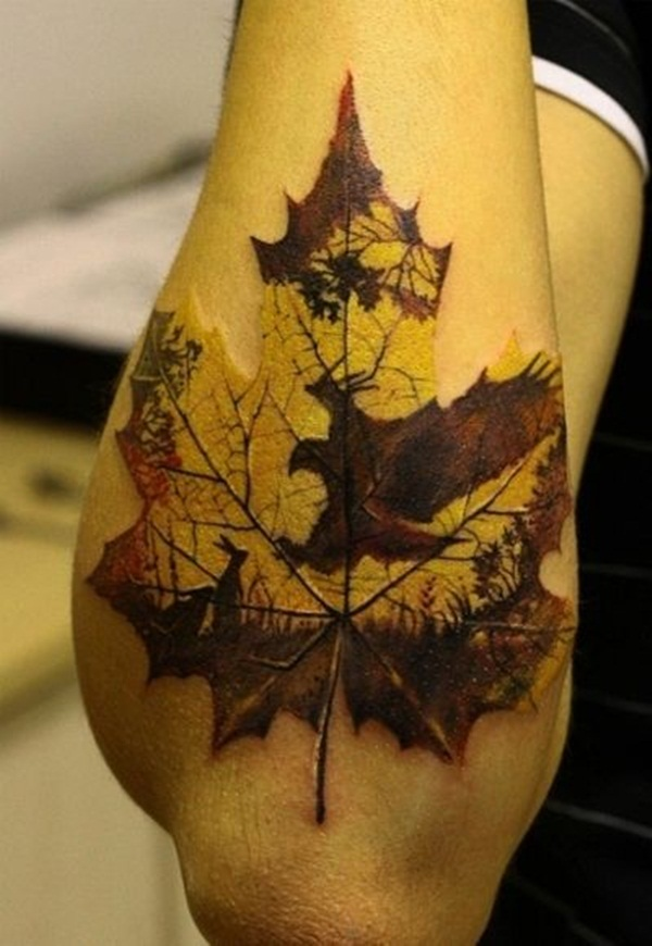 brown ink tattoo (47)