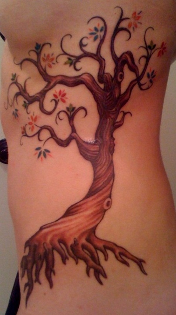 brown ink tattoo (52)