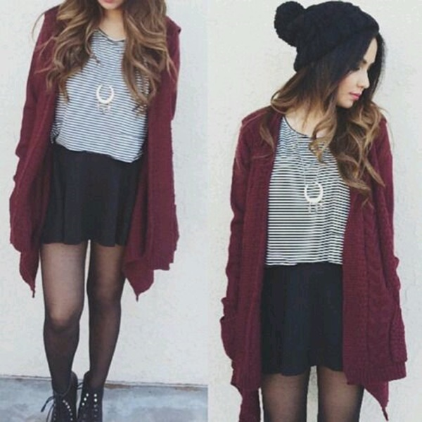 cute outfits for teenage girls (109)