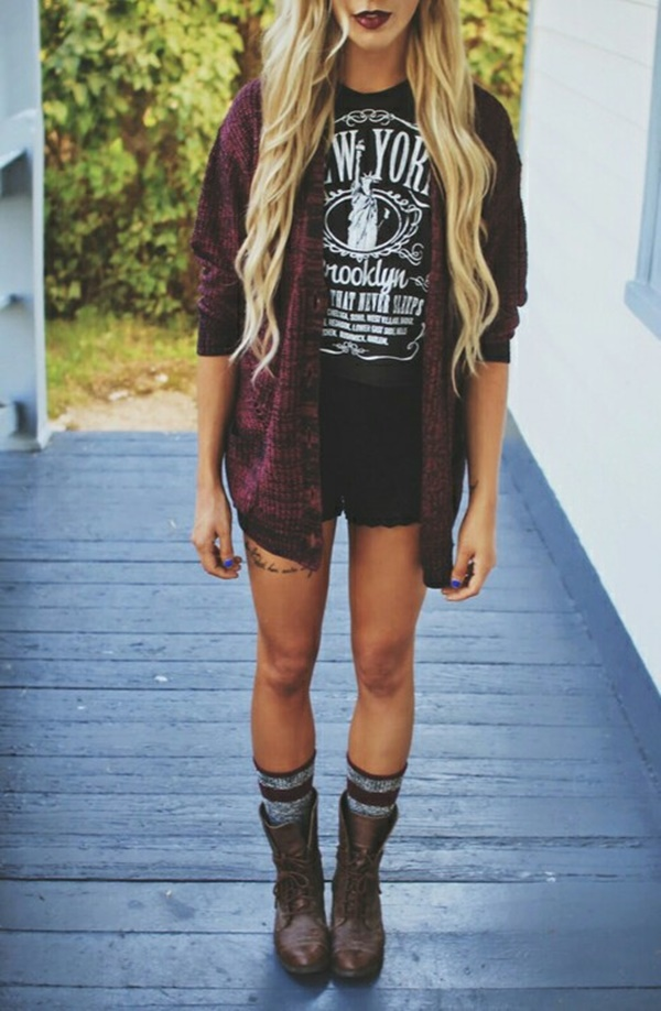 cute outfits for teenage girls (84)