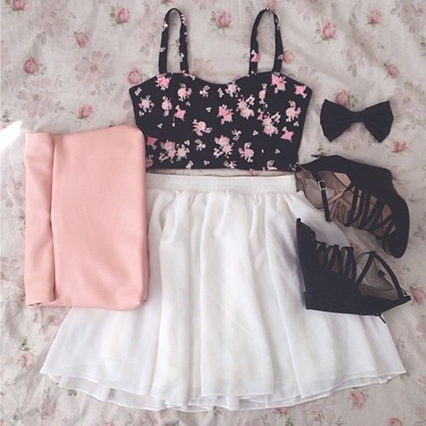 cute outfits for teenage girls (97)