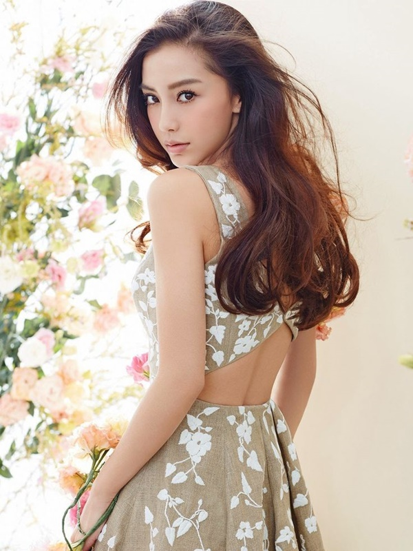AngelaBaby - Cosmopolitan May 2014