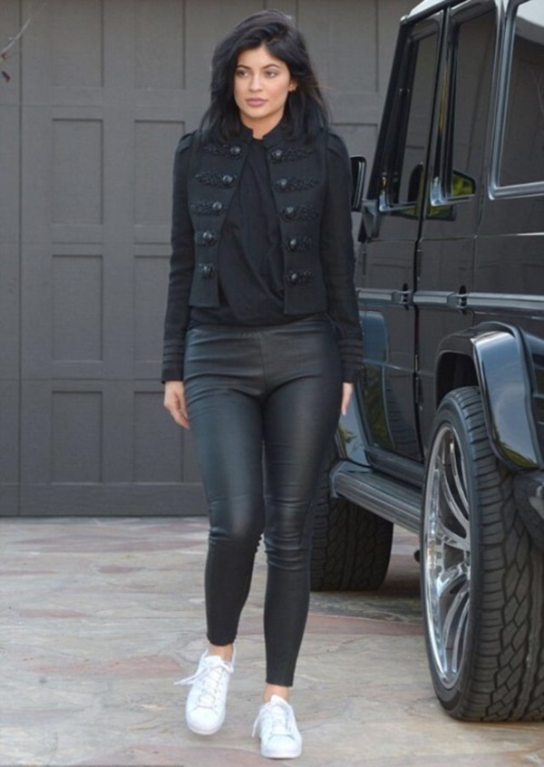 Leather Pants Outfits Ideas (102)