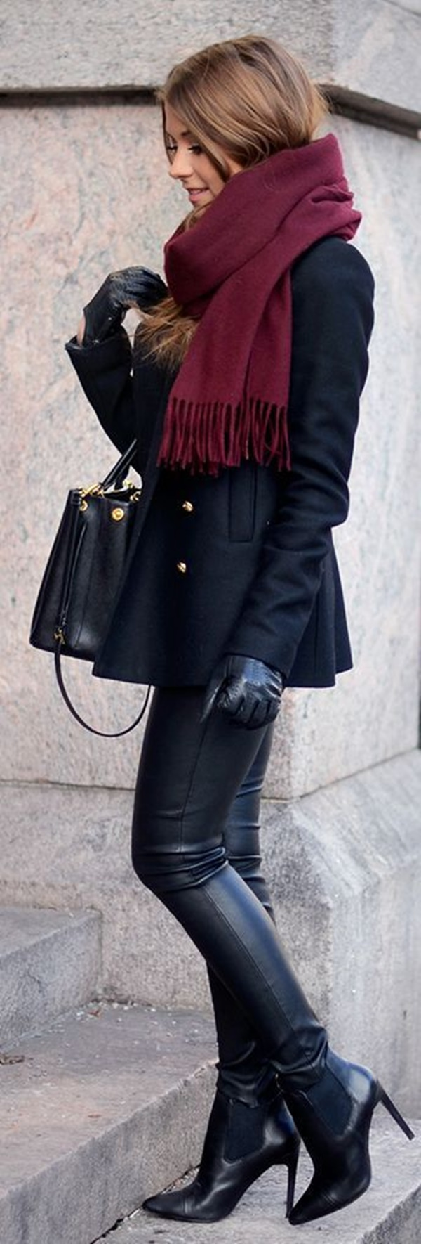 Leather Pants Outfits Ideas (13)