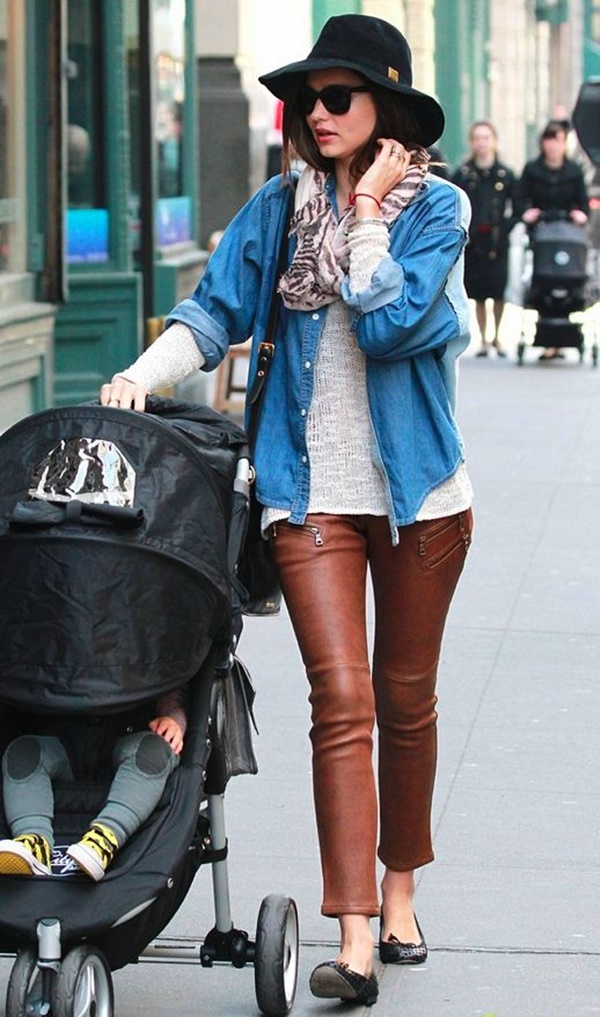 Leather Pants Outfits Ideas (14)