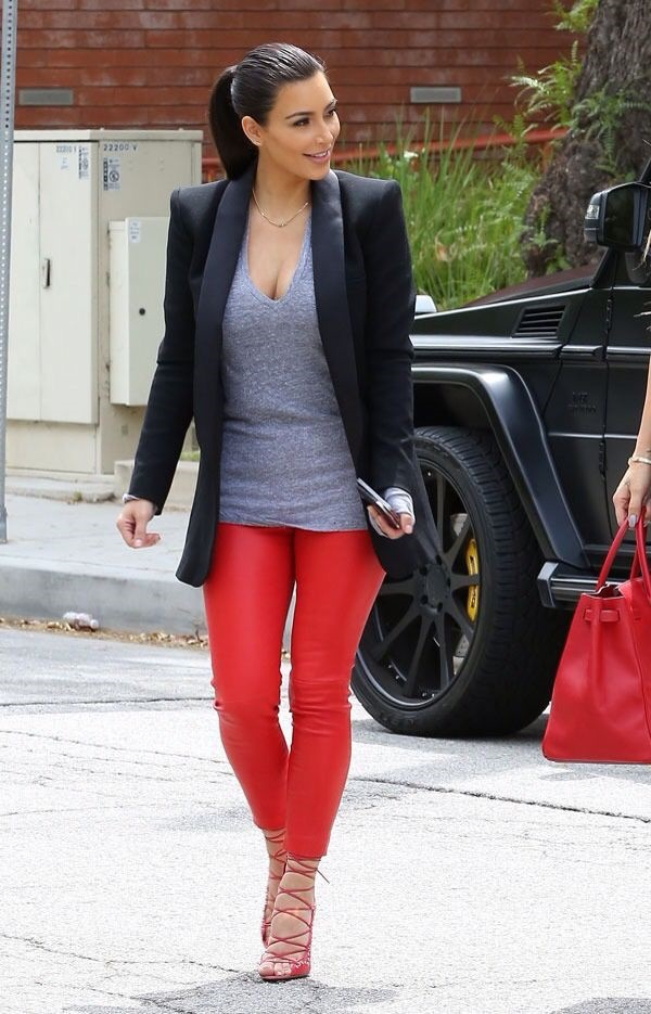 Leather Pants Outfits Ideas (2)