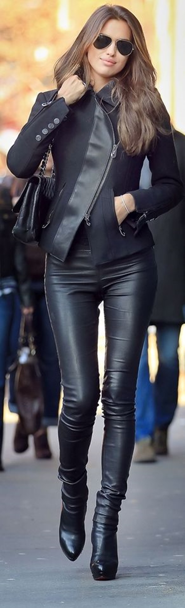 Leather Pants Outfits Ideas (21)