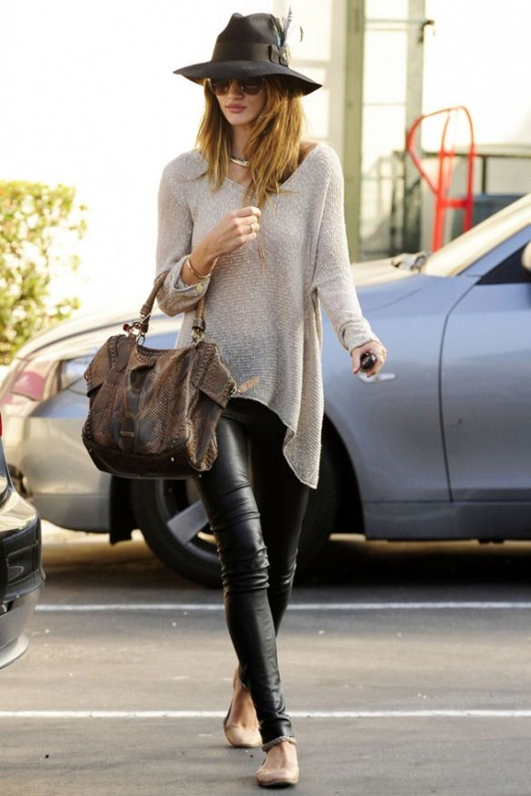Leather Pants Outfits Ideas (25)
