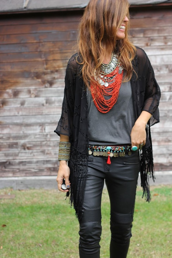 Leather Pants Outfits Ideas (26)