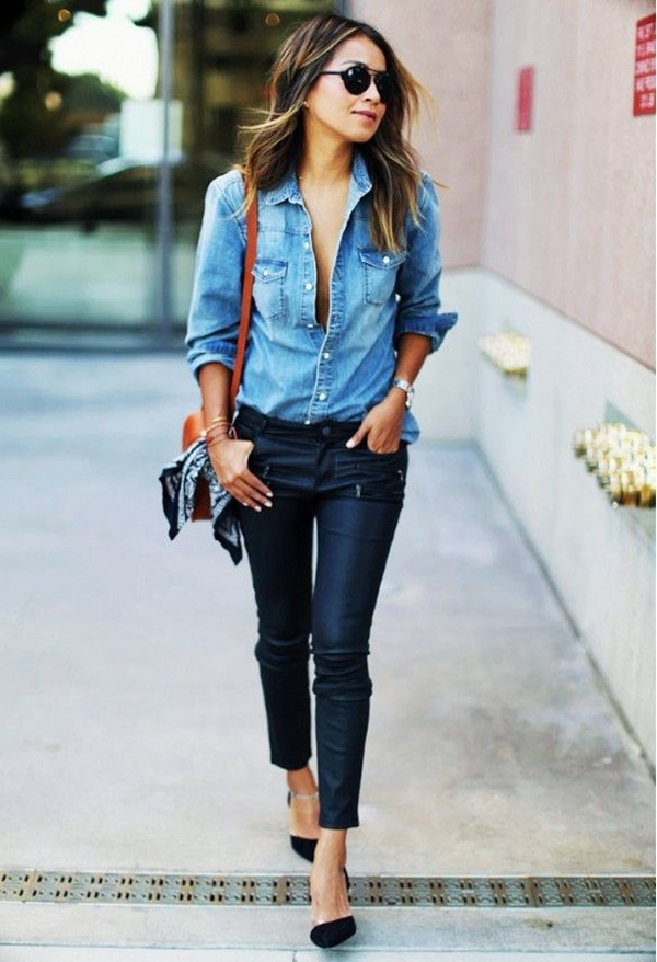Leather Pants Outfits Ideas (36)