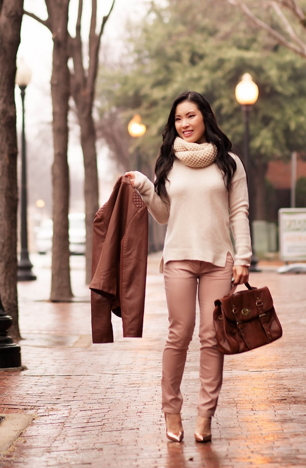 Leather Pants Outfits Ideas (39)