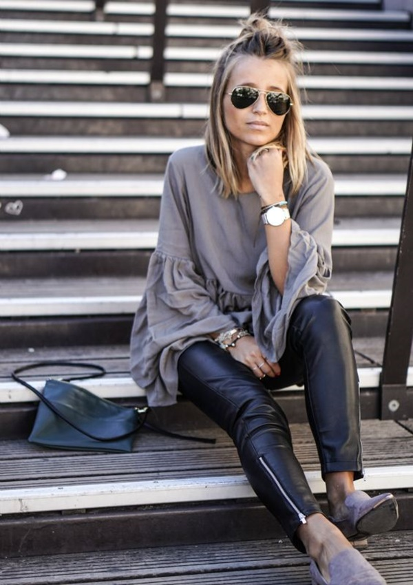 Leather Pants Outfits Ideas (41)