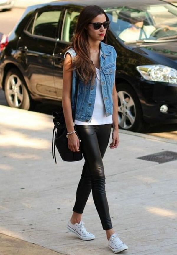 Leather Pants Outfits Ideas (45)