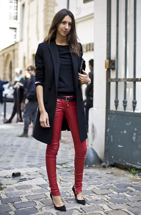 Leather Pants Outfits Ideas (49)