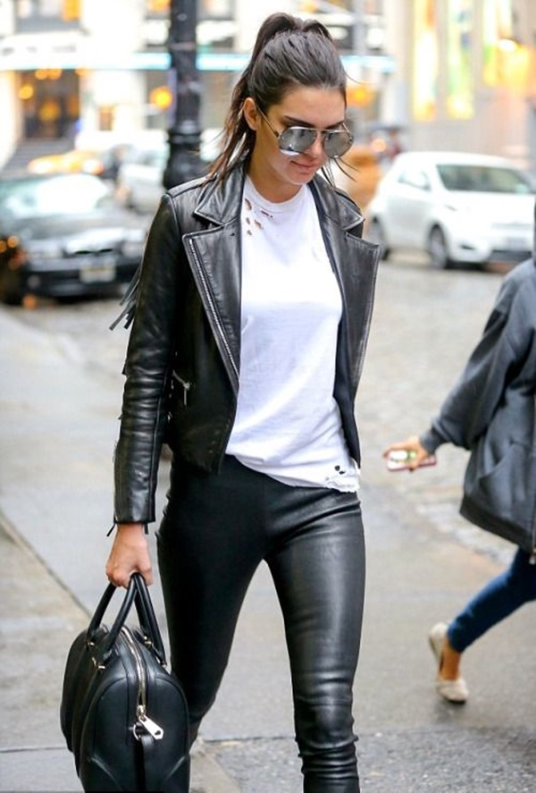 Leather Pants Outfits Ideas (50)