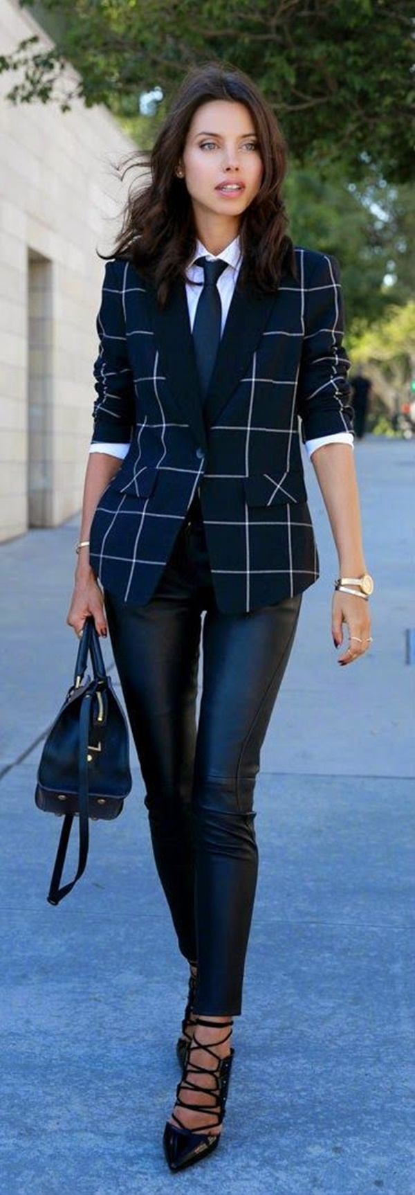 Leather Pants Outfits Ideas (6)