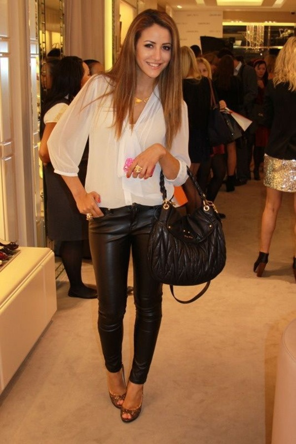 Leather Pants Outfits Ideas (64)