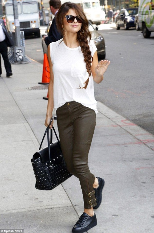 Leather Pants Outfits Ideas (66)