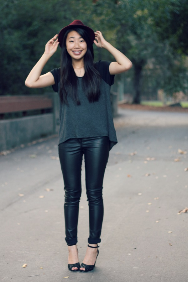 Leather Pants Outfits Ideas (71)