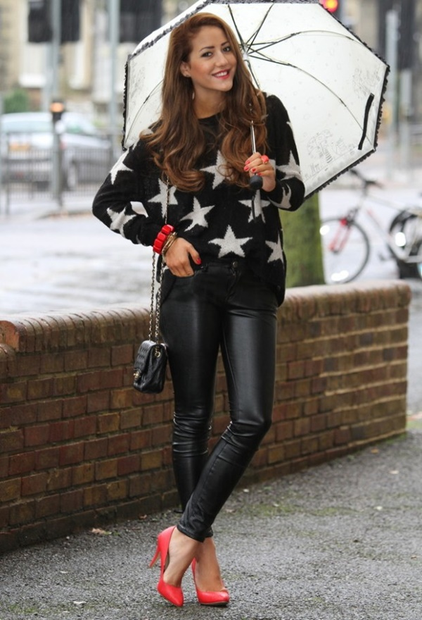 Leather Pants Outfits Ideas (72)