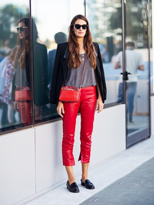 Leather Pants Outfits Ideas (76)