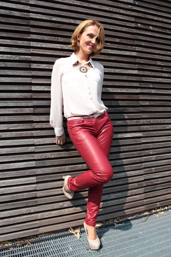 Leather Pants Outfits Ideas (78)