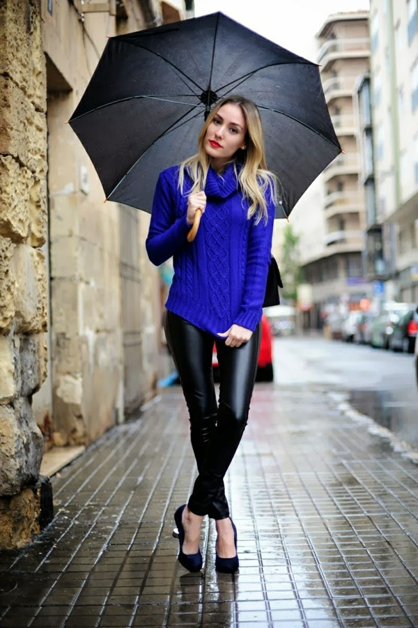 Leather Pants Outfits Ideas (8)