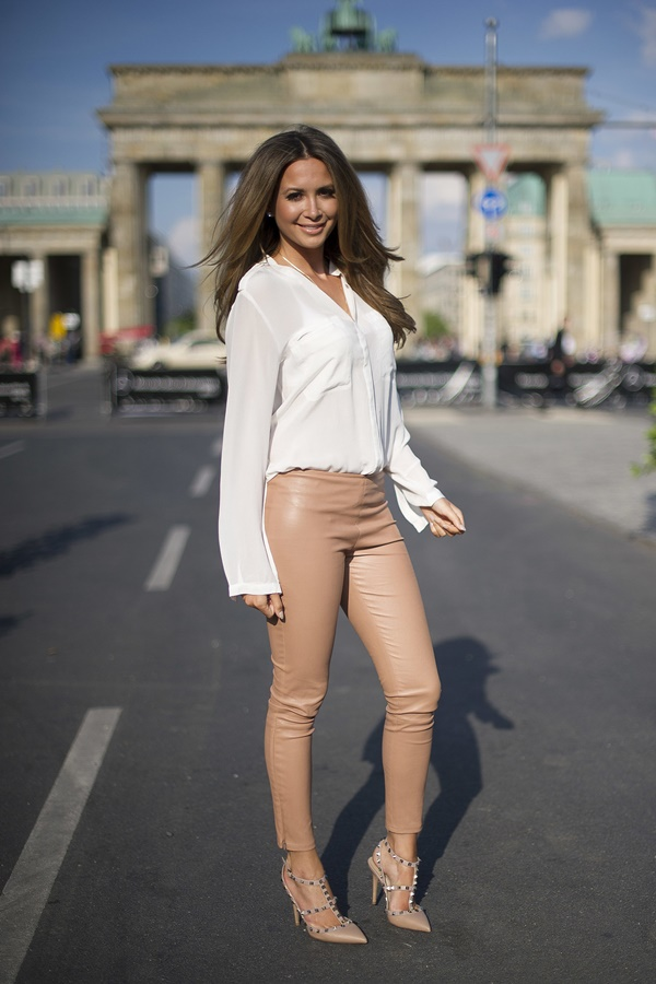 Leather Pants Outfits Ideas (83)