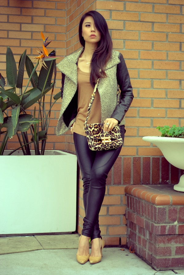 Leather Pants Outfits Ideas (85)