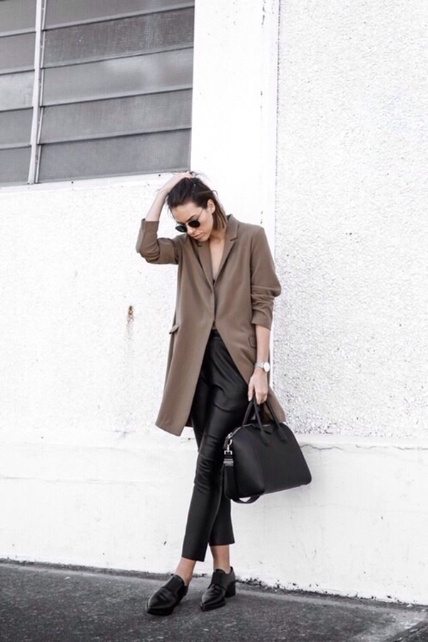 Leather Pants Outfits Ideas (97)
